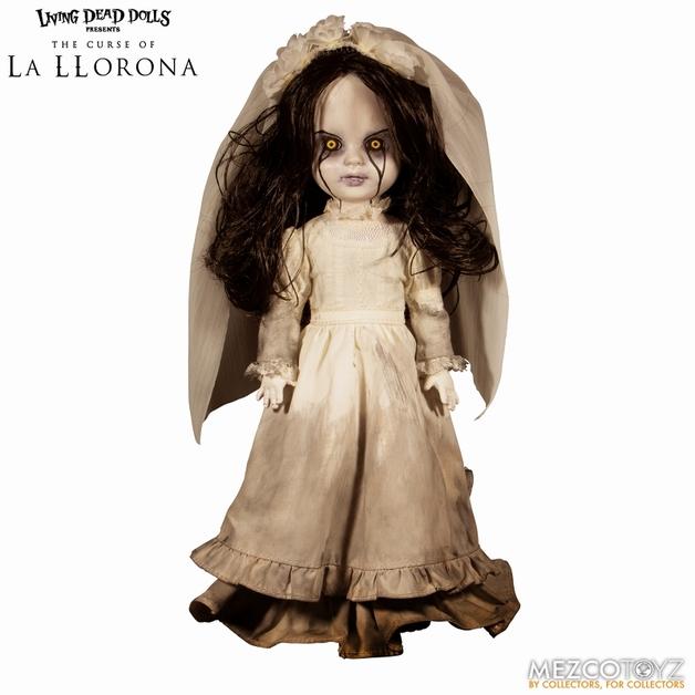 """Living Dead Dolls: The Curse of La Llorona - 10"""" Doll"""