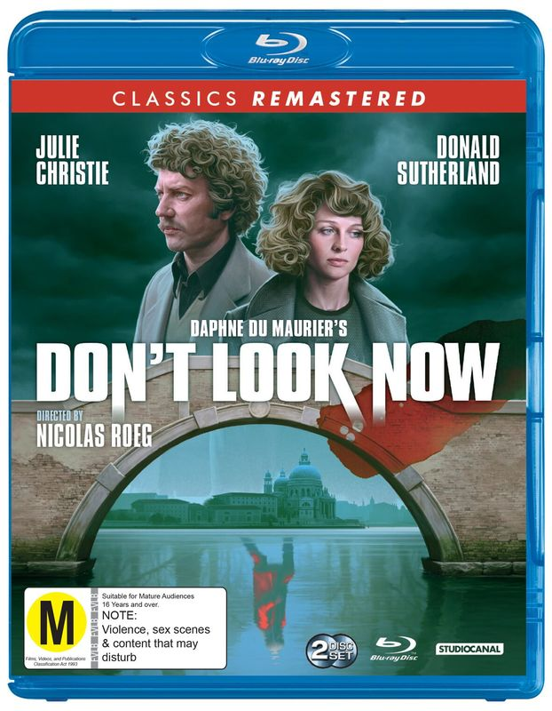 Don't Look Now on Blu-ray
