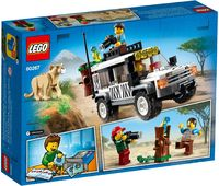 LEGO City: Safari Off-Roader - (60267) image