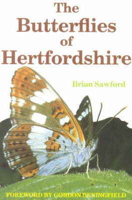 The Butterflies of Hertfordshire by Brian Sawford image