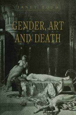 Gender, Art and Death by Janet Todd image