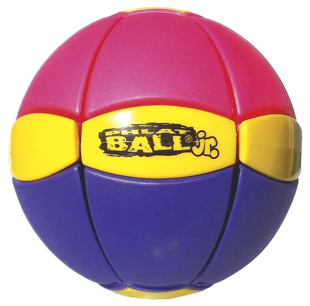 Britz'n Pieces: Phlat Ball Jnr