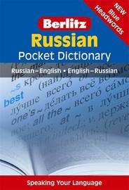 Berlitz Pocket Dictionary Russian