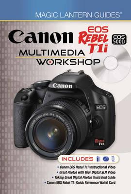 Canon EOS Rebel T1i/EOS 500D Multimedia Workshop image