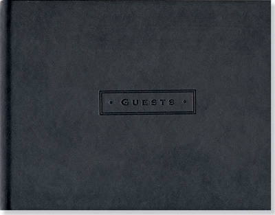 Artisan Classic Guest Book (Black) image