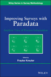 Improving Surveys with Paradata
