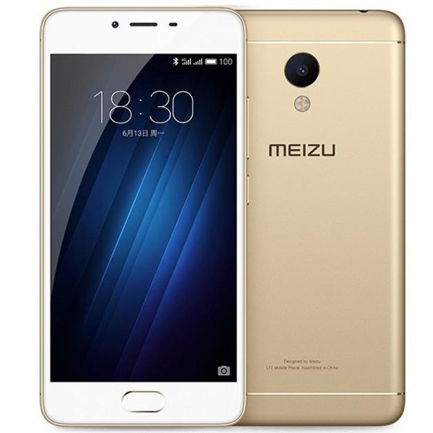 Meizu M3 Note 16GB - Gold