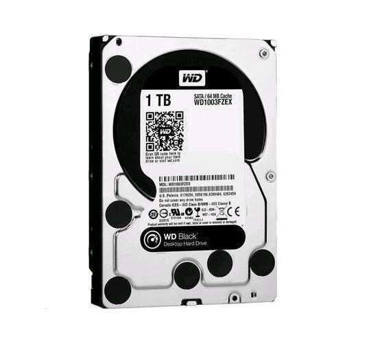 1TB WD Black HDD