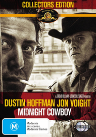 Midnight Cowboy: Special Edition (2 Disc Set) on DVD image