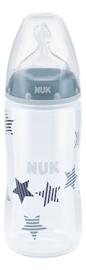 NUK: First Choice - Polypropylene Bottle (300ml) - Blue Stars image