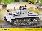 Cobi: World War 2 - Panzer IV ausf.FI/G/ H