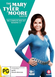 The Mary Tyler Moore Show - The Complete Box Set on DVD image