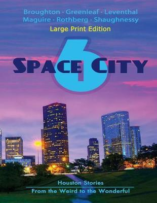 Space City 6 by Mandy Broughton
