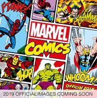 Marvel Comics Classic 2019 Square Wall Calendar