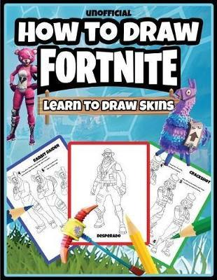How To Draw Fortnite Osie Publishing Book Buy Now At Mighty Ape Nz