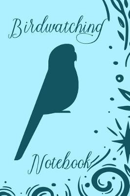 Birdwatching Notebook by Josiane Hughes