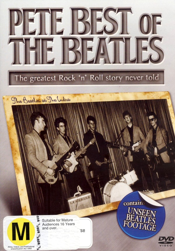 Pete Best - Best of the Beatles on DVD image