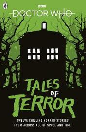 Doctor Who: Tales of Terror by Mike Tucker image