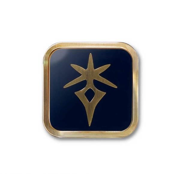 Final Fantasy XIV: Dark Knight (DRK) - Job Icon Pin