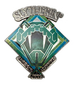 Harry Potter: Slytherin - Pin Badge