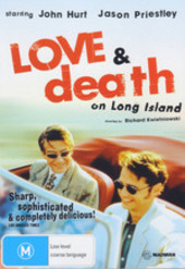 Love And Death On Long Island on DVD