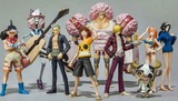 One Piece Chouzoukei Damashii Film Z Opening Figure (assorted)