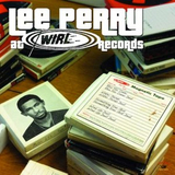At WIRL Records by Lee Perry