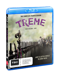 Treme - The Complete Fourth Season on Blu-ray image
