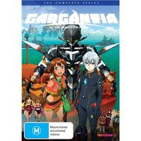Gargantia on the Verdurous Planet - The Complete Series (3 Disc Set) on DVD