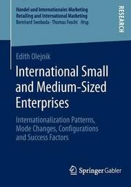 International Small and Medium-Sized Enterprises by Edith Olejnik