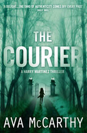 The Courier by Ava McCarthy image