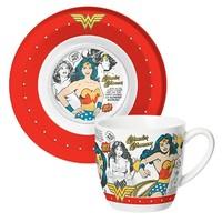 DC Comics: Wonder Woman - Teacup & Saucer Set