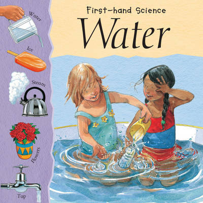 First-hand Science: Water by Lynn Huggins Cooper image