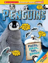 Discover More Stickers: Penguins
