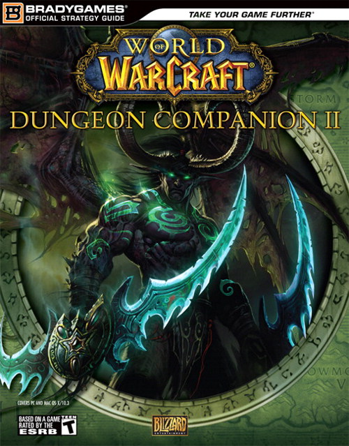 World of WarCraft Dungeon Companion Volume 2 - Official Strategy Guide image