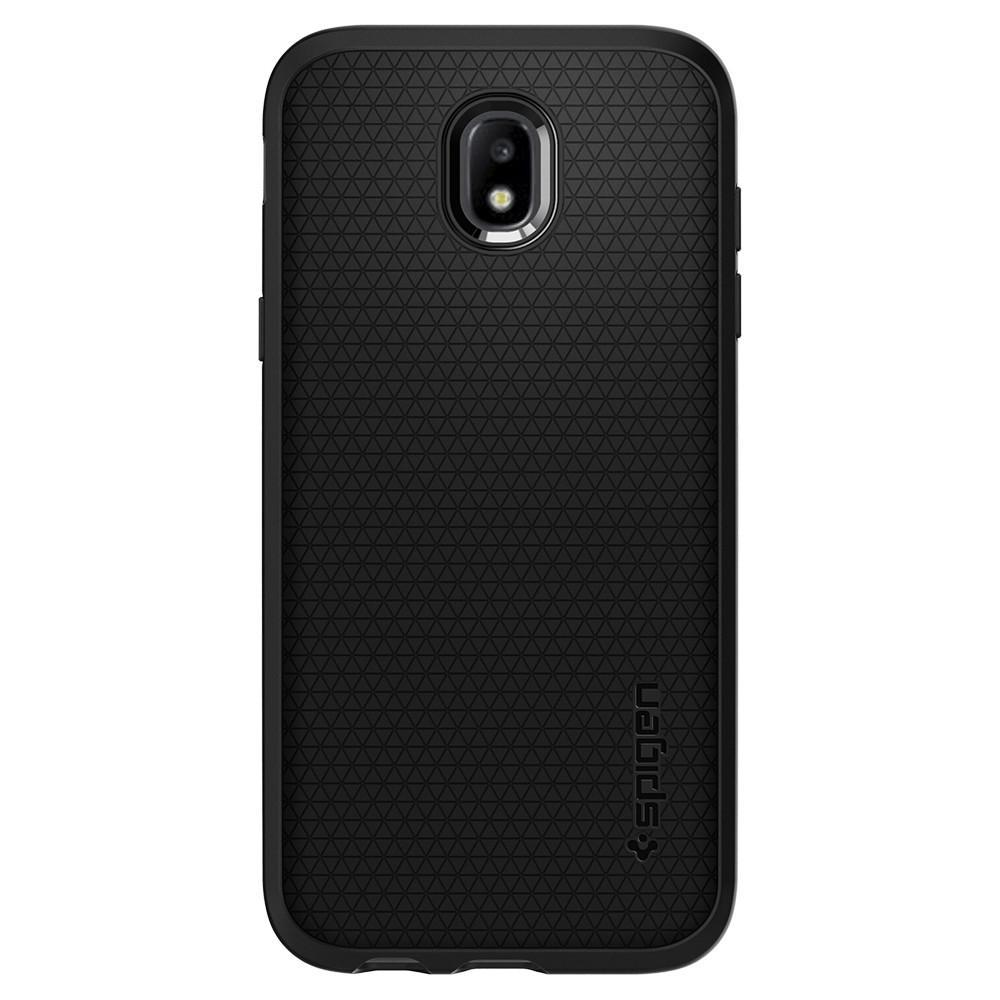 Spigen Galaxy J5 Pro Liquid Air Case Black image