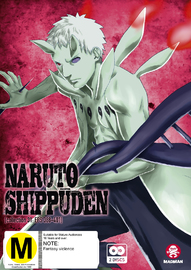 Naruto Shippuden: Collection 31 (Eps 388-401) on DVD image