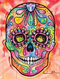 Dean Russo Skull Journal by Dean Russo