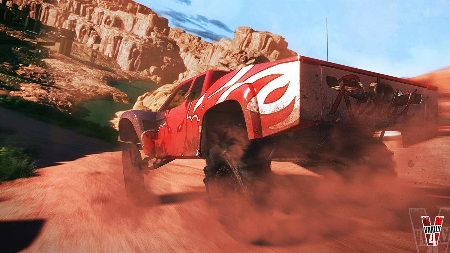 V-Rally 4 for PC Games image