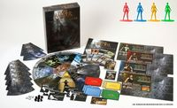 Tomb Raider: Legends - The Board Game image