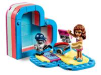 LEGO Friends: Olivia's Summer Heart Box - (41387) image