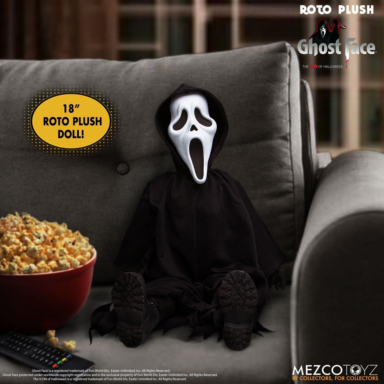 "Ghostface - 18"" Roto-Plush image"
