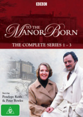 To The Manor Born - The Complete Series 1-3 (6 Disc Box Set) on DVD