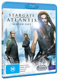 Stargate Atlantis - Season 5 on Blu-ray