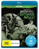 Hammer Horror: Quatermass and the Pit on DVD, Blu-ray