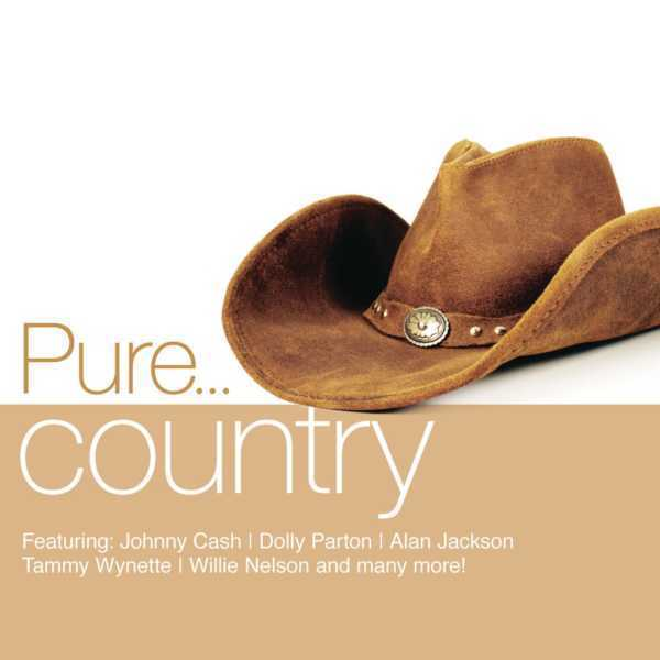 Pure... Country (4CD) by Various