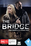 The Bridge - The Complete Series One on DVD