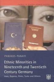 Ethnic Minorities in 19th and 20th Century Germany by Panikos Panayi