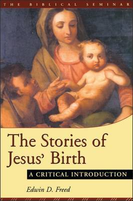 The Stores of Jesus' Birth by Edwin D. Freed image