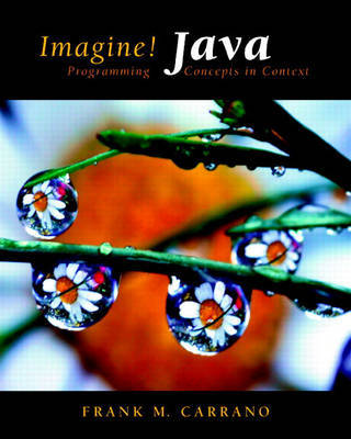 Introduction to Java by Frank M. Carrano